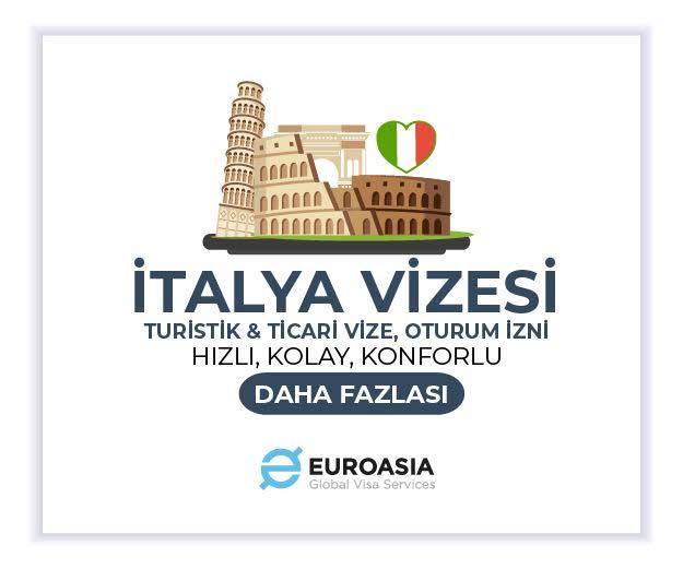 İtalya Aile Ziyaret Vizesi